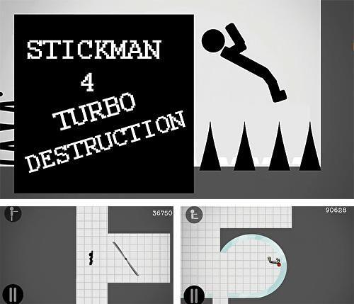 stickman turbo destruction