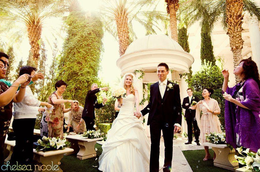 Eva and Lukas's Wedding Caesars palace wedding, Palace