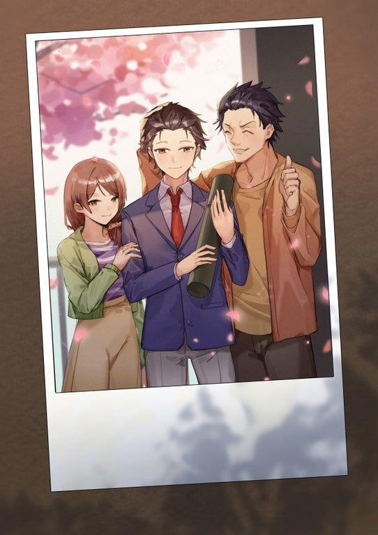 [Media] Natsuki Family