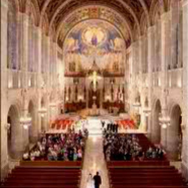 Beautiful Church Ohio Wedding Venues Catholic Wedding Cathedral Wedding
