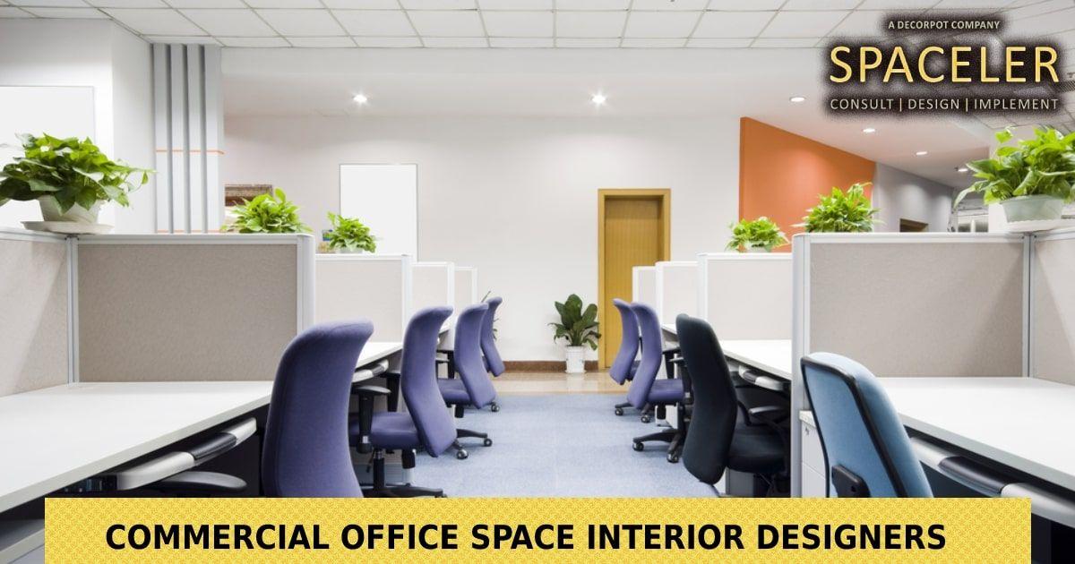 Commercial Office Space Interior Designers In Bangalore Office Interior Design Office Interiors Interior Design