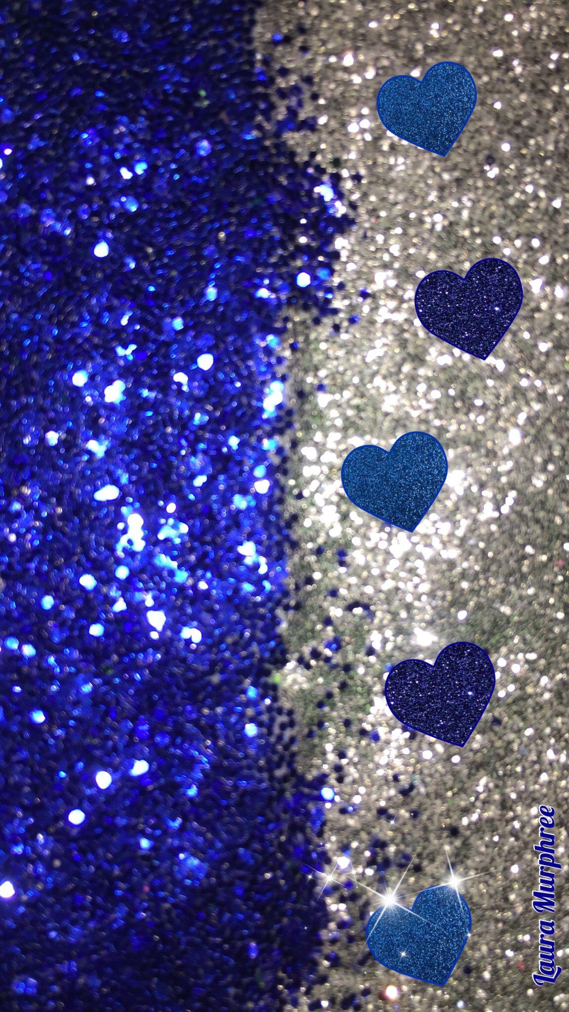 Glitter phone wallpaper sparkle background bling shimmer