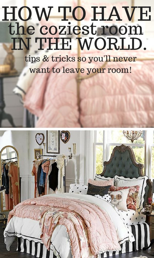 How to make your small space SUPER cozy! Cozy room, Fall
