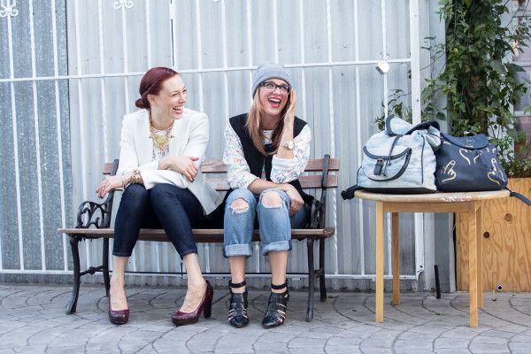 Moi Contre La Vie | Irys Kornbluth, I.K. studio, Bird Couture & San Francisco fashion blogger street style