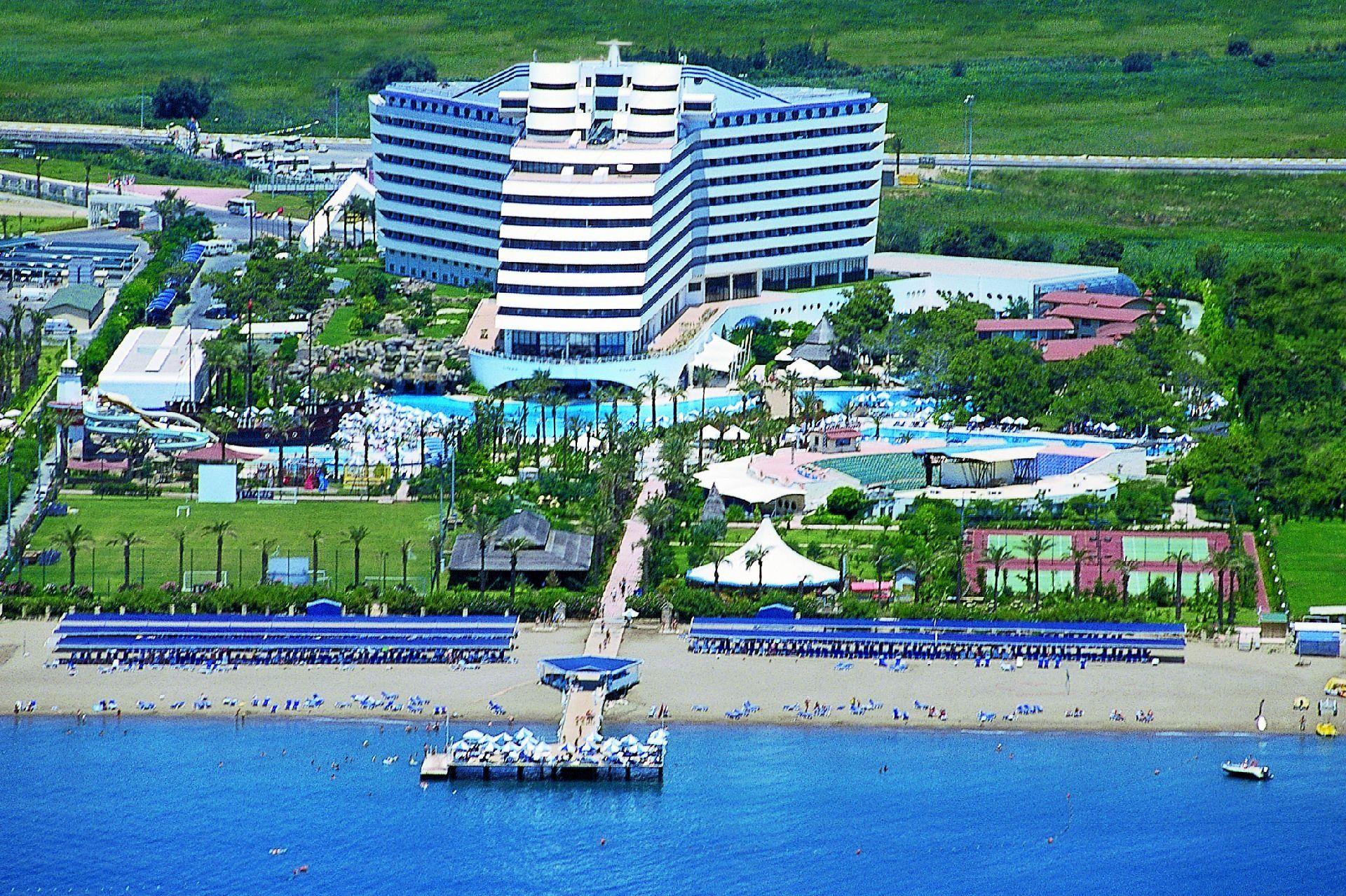 Titanic Hotel In Lara Antalya Beach Resorts Wishes Fireworks Hotel