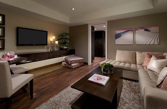 modern living room decor ideas dark wood floor google search - Wooden Flooring For Living Room