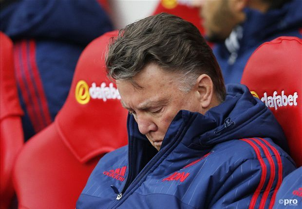 'It is an impossible situation...Van Gaal cannot survive Man Utd axe'