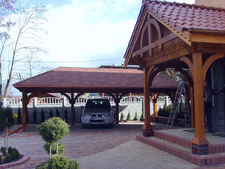 log car port | Carport Garage | Carport designs, Carport ...