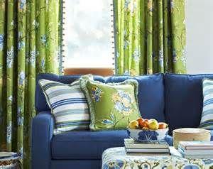 Navy Blue Sofa Lime Green Drapes Home Decor Pinterest Navy
