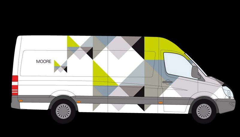 furniture van graphics - Google Search   Admissions Marketing ...