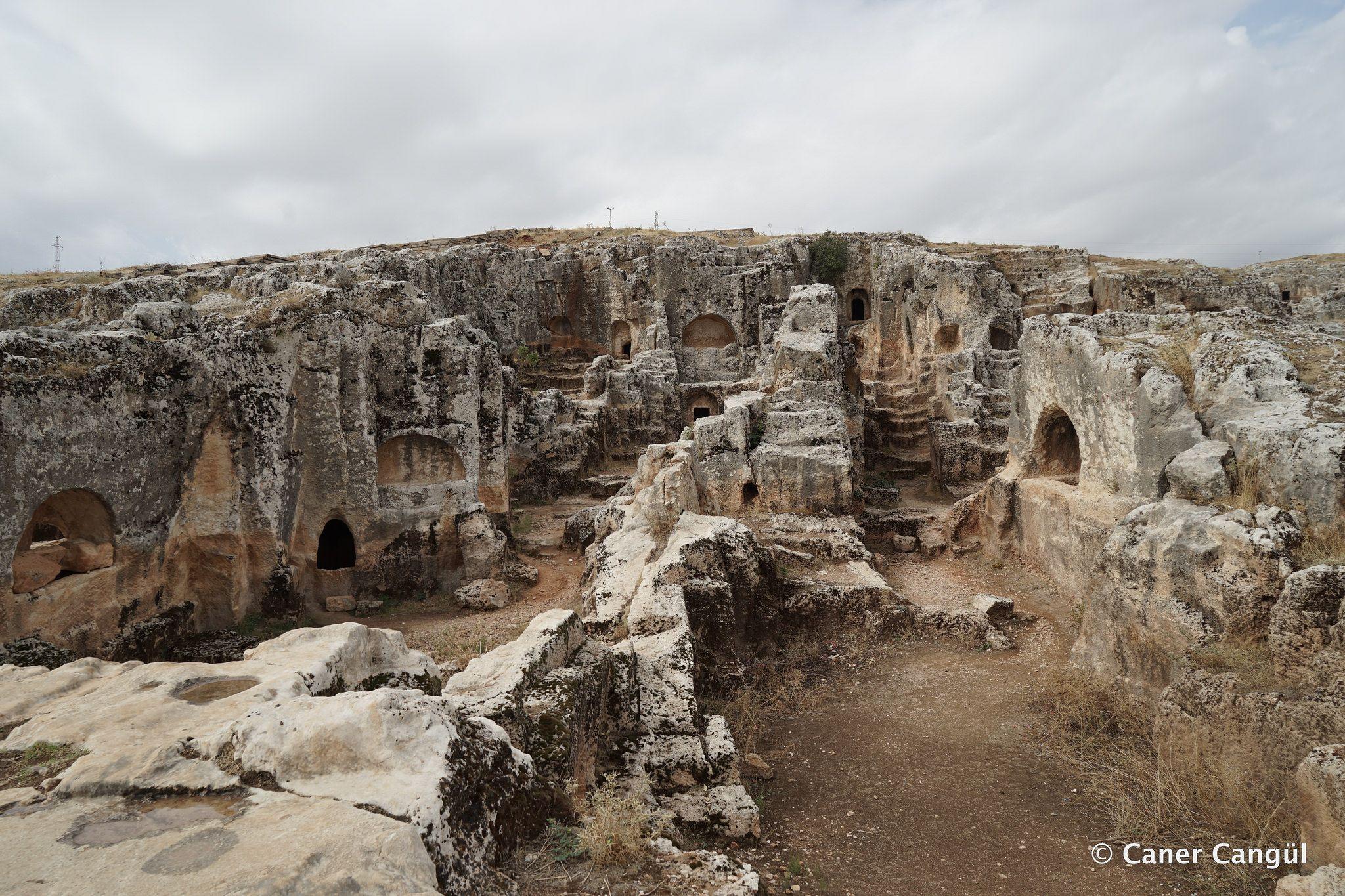 Perre Antik Kenti Ve Kaya Mezarları  COMMAGENE - Nemrut ...