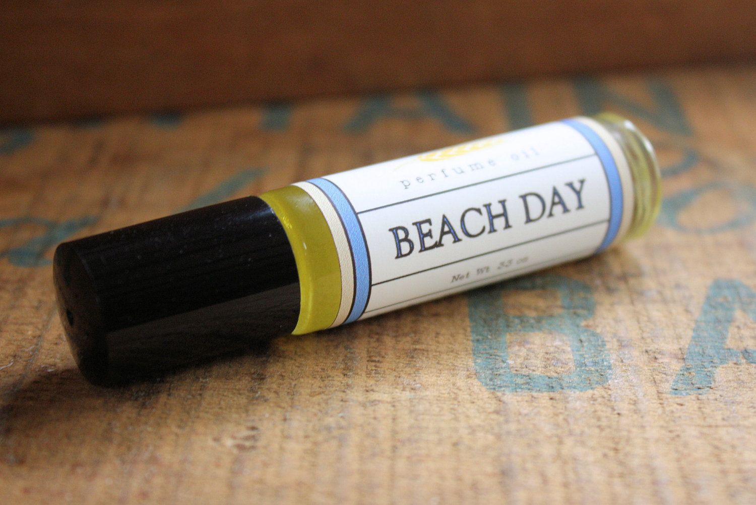 Beach Day Perfume Oil by LongWinterSoapCo on Etsy, 9.00