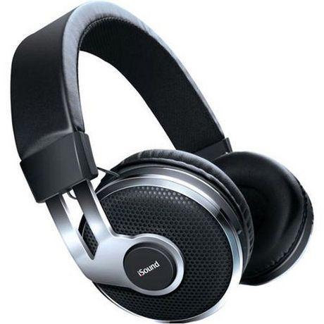 Dreamgear Isound Bt 2500 Bluetooth Headphones Black Usb Headphones Bluetooth Headphones Headphones