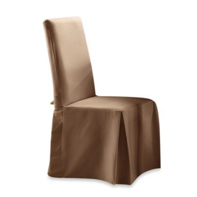 Sure Fit Duck Supreme Cotton Dining Room Chair Slipcover Bed Bath Beyond Slipcovers For Chairs Dining Room Chair Slipcovers Dining Chair Slipcovers