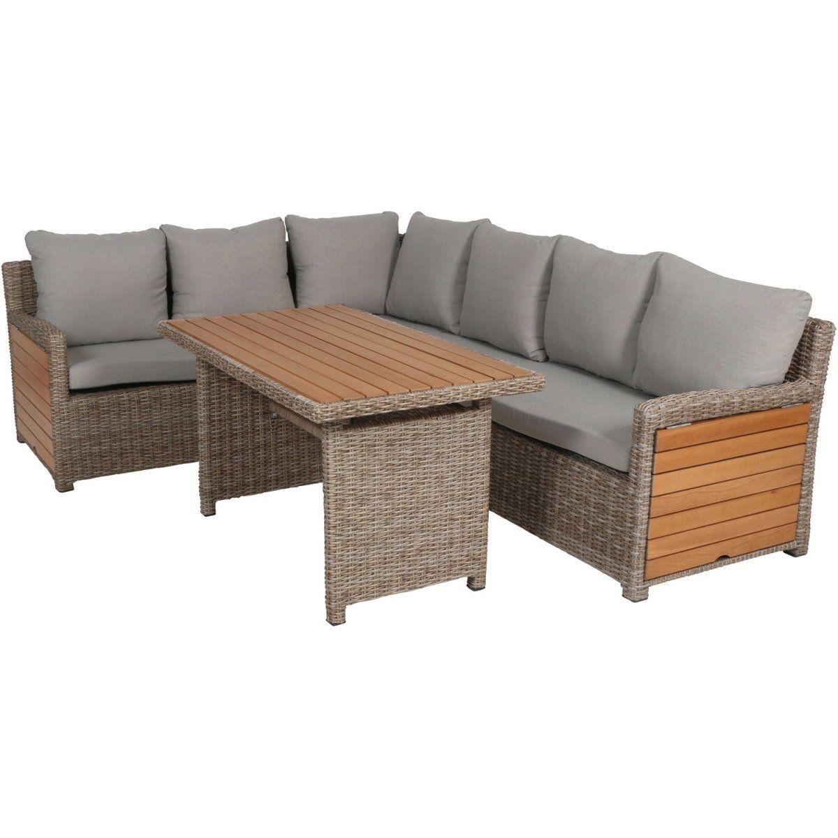 Greemotion Lounge-Gruppe Verona Grau Jetzt bestellen unter: https ...