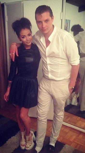 Rapper Hoodie Allen Întâlnire cu o iubită britanică model; Rapperul și-a confirmat relația?