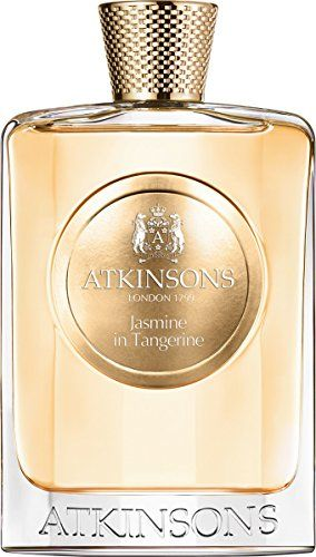 Atkinsons Jasmine In Tangerine 100ml 3.3 fl oz Eau De Parfum *** Details can be found by clicking on the image.