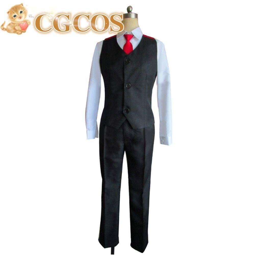 Click to Buy ucuc CGCOS Free Shipping Cosplay Costume Kekkai Sensen