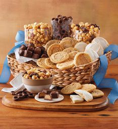 Sugar free gift basket holiday food and recipes pinterest sugar free gift basket negle Gallery