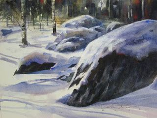 Art Of Watercolor: Mika Törönen