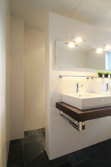 spiegels en lampen | Badkamer | Pinterest | Badideen, Haus ideen und ...