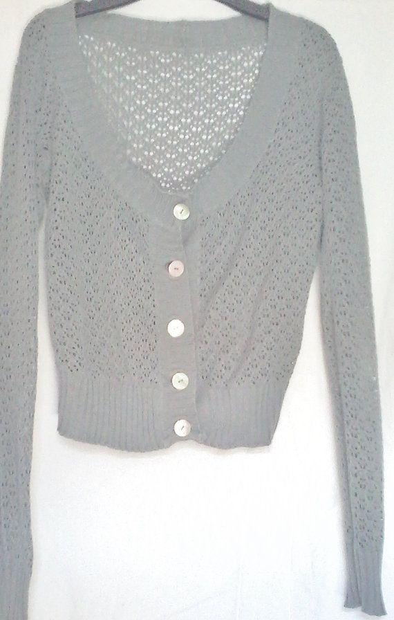 hot sale online 4845e e9dcb golfino donna cotone lana corto maglia di maglieriamagica su ...