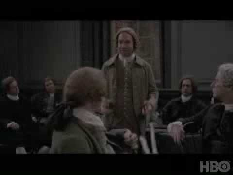 """John Adams"" (2008) - An HBO TV miniseries, yes, but I think it matches many Hollywood films in calibre.  I loved everything about this one: the story, the acting, the amount of effort the producers put into it....For this Canadian, it was a great introduction into the issues that led to the American Revolution as well as the history of the first years of the new United States of America."