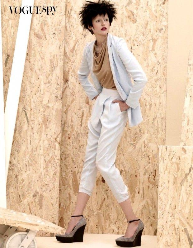 awesome Vogue Tailândia Junho 2013 | Elana Mityukova por Nat Prakobsantisuk   [Editorial]