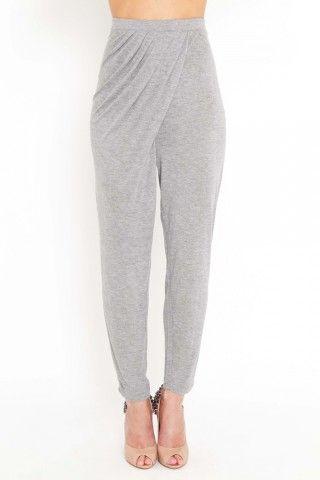 9dce0d4788c84 drape pants (in black, please). | Cloth & Cut. | Drape pants, Pants ...