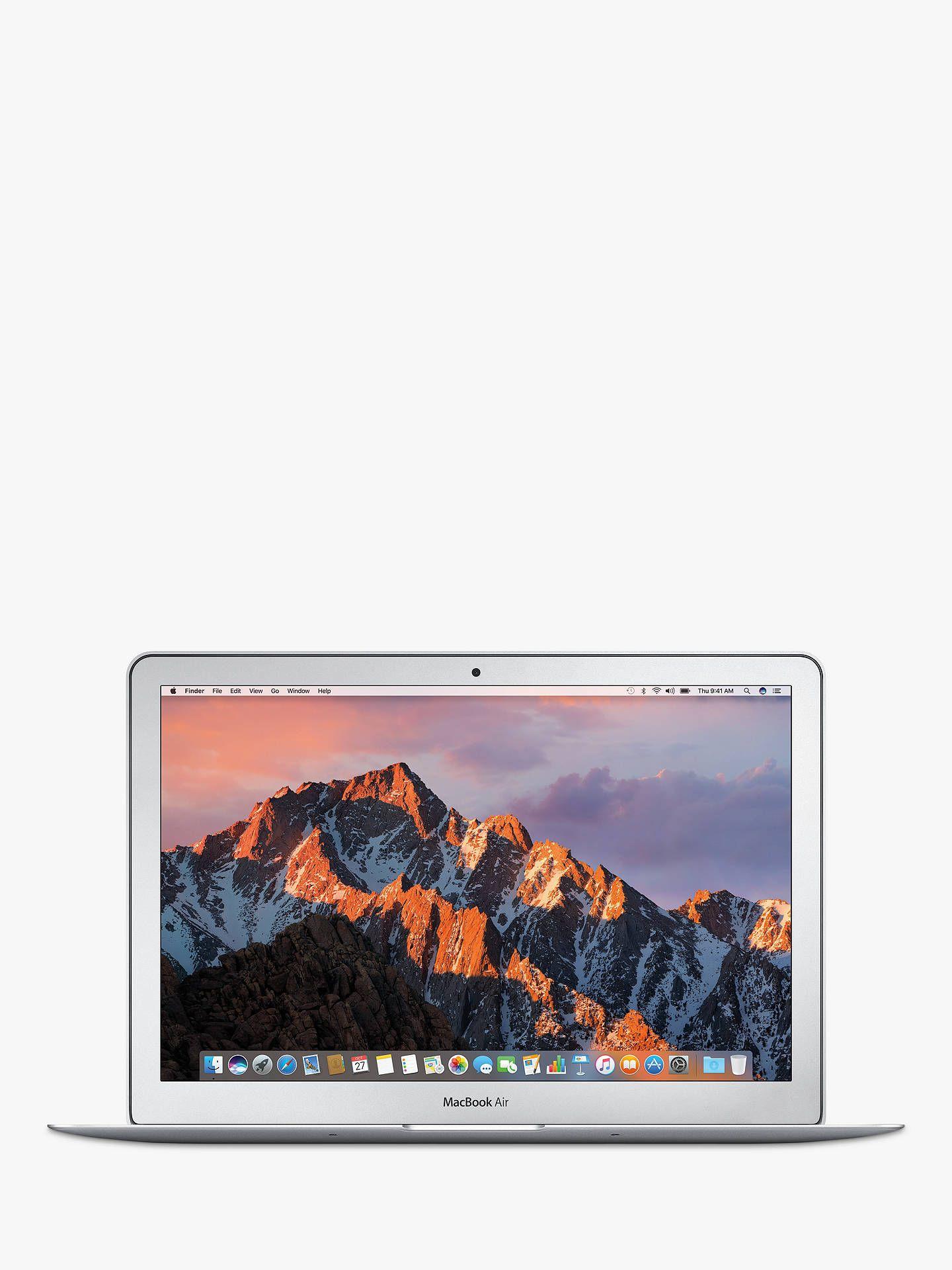 "2017 Apple MacBook Air 13.3"", Intel Core i5, 8GB RAM"