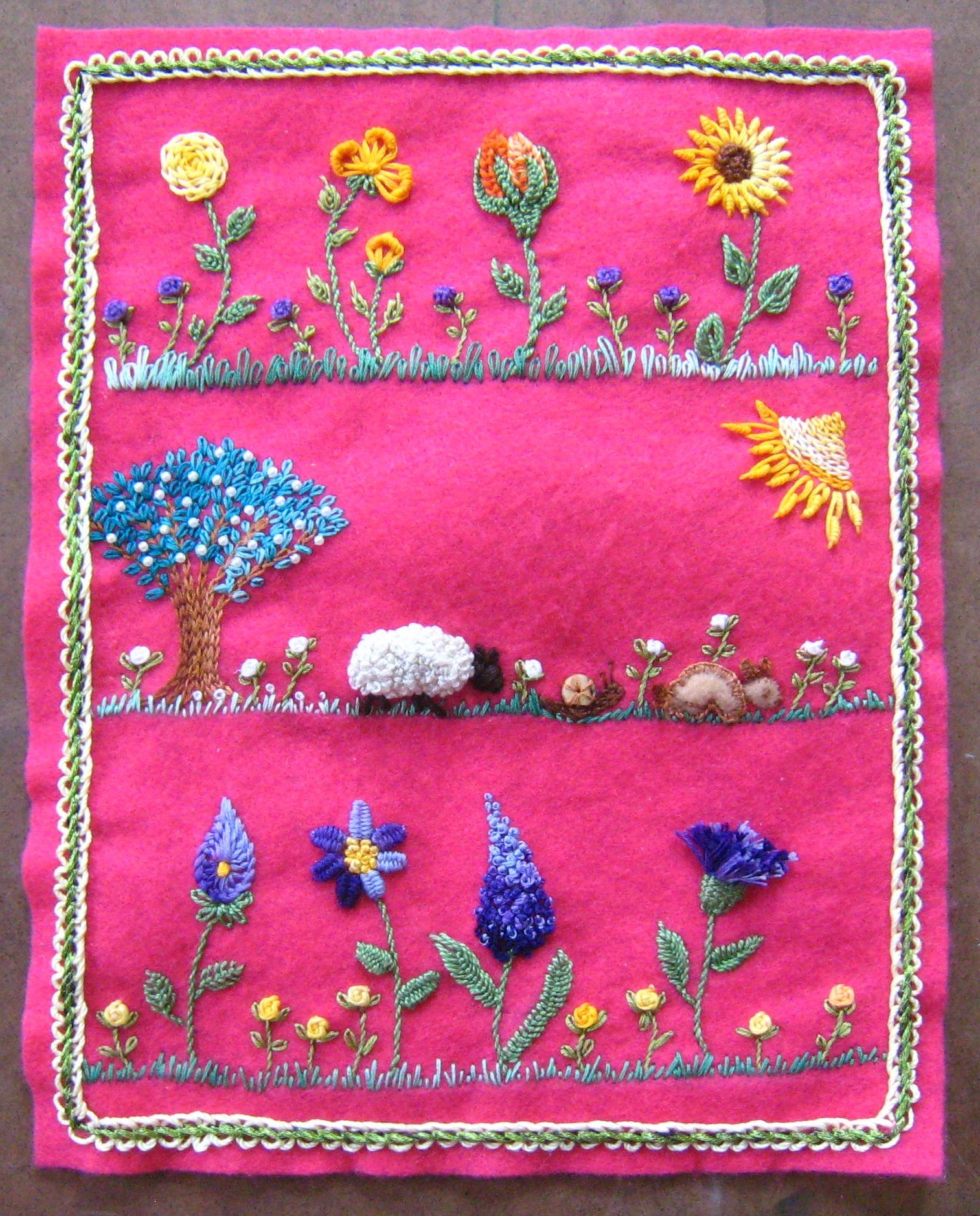Many stitches and stump work my embroidery pinterest