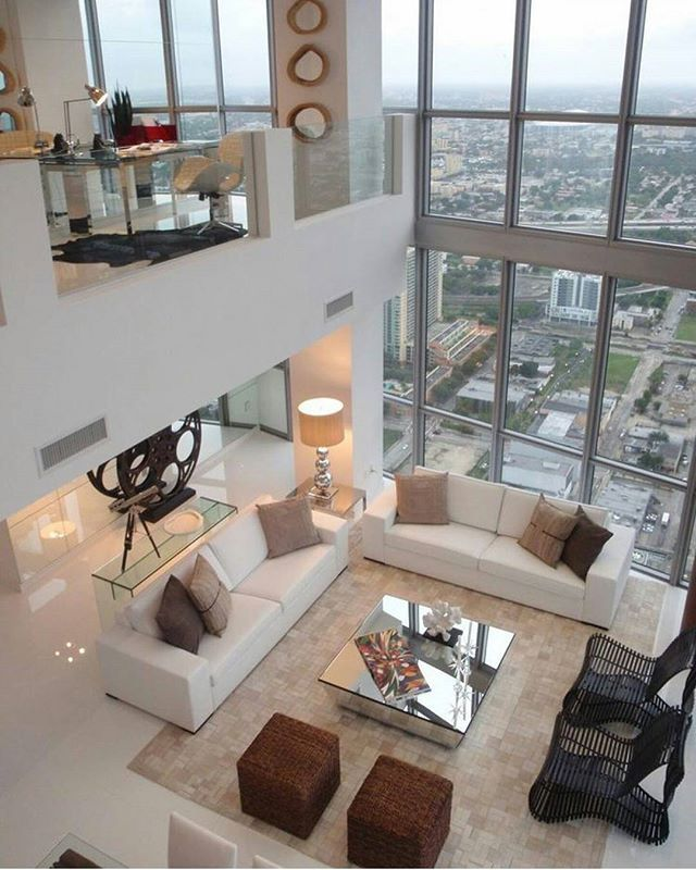 Marquis Penthouse Designed by Steven G Designer In Miami