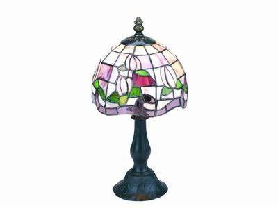 Hochwertige Echtglas Tiffany Tischleuchte Modell 3 Von Bella Vita Gmbh Mond Lampe Nachtlicht Lampe