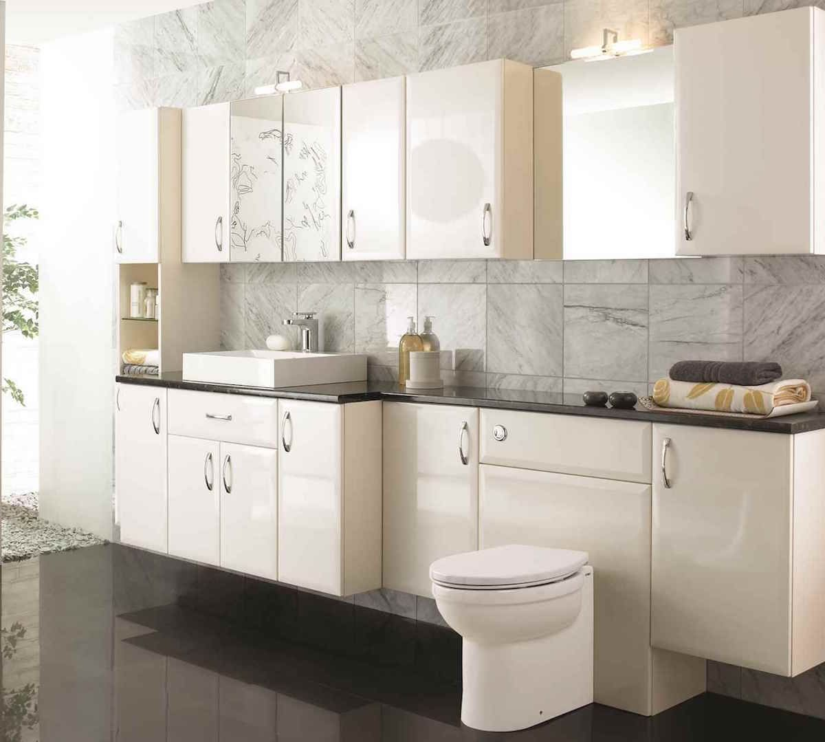 bq bathroom storage furniture