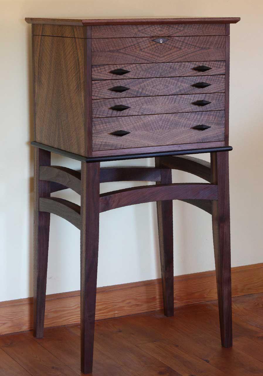 Beautiful Inspiring Silverware Cabinet