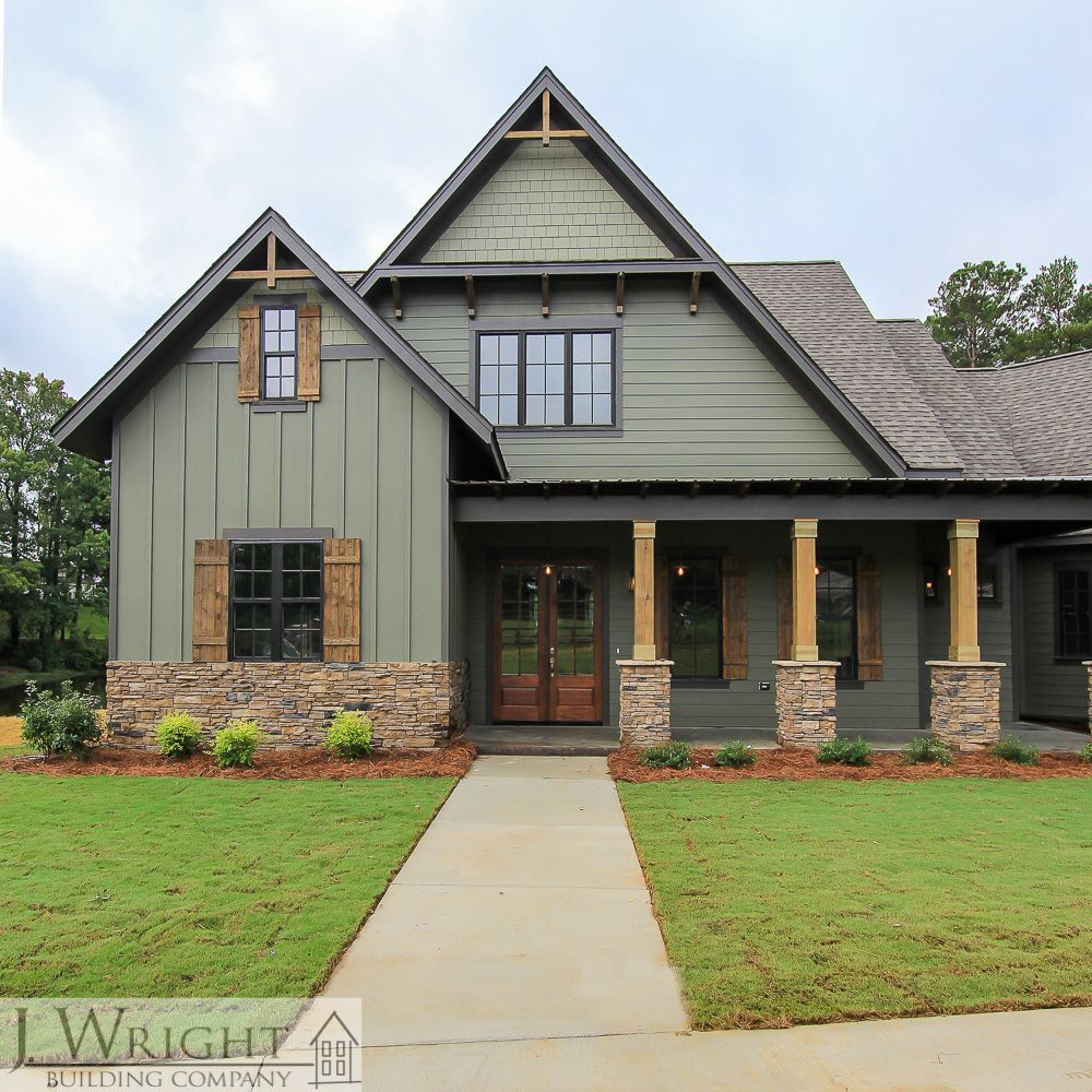 all about the view on indian lake house paint exterior on lake house color schemes id=78847