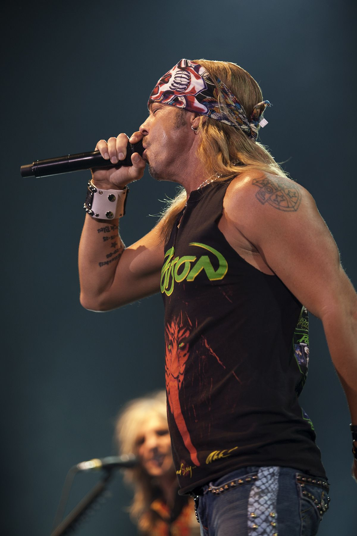 Bret Michaels  2011