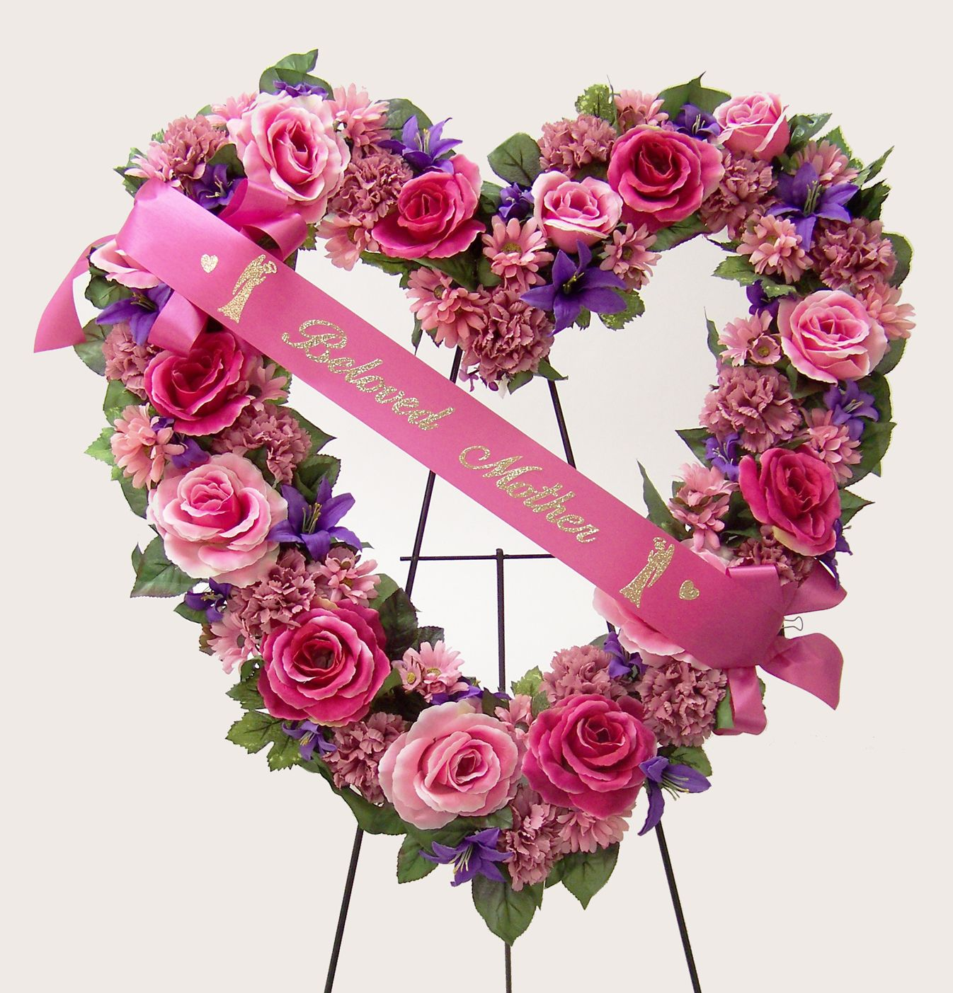 Sympathy ribbon google search flower cottage ideas pinterest sympathy ribbon google search izmirmasajfo Image collections