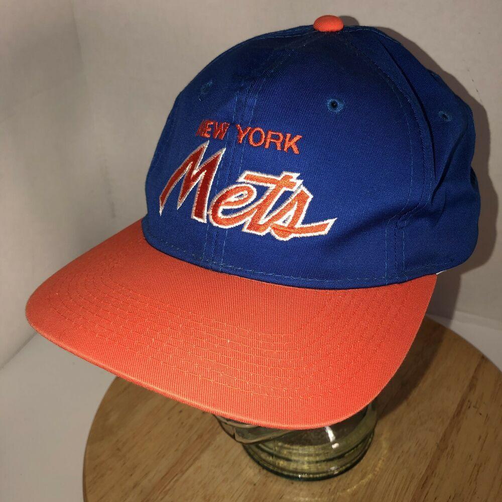 6e589de6 new york mets bucket hats 90s