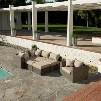 Terra Vista 7-piece Patio Seating Set