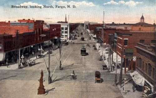 Fargo Nd Early 1900 S North Country Interesting History Fargo