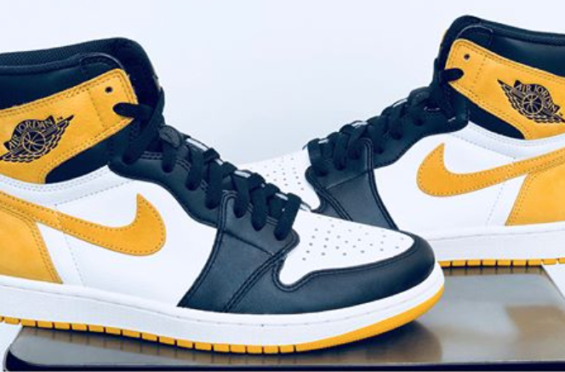 Air Jordan 1 Retro High OG Five MVP Awards (Yellow Ochre) Arriving In May 7523fcbdf