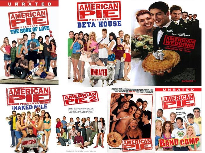 The Funniest American Pie English Comedy Free Online Movie