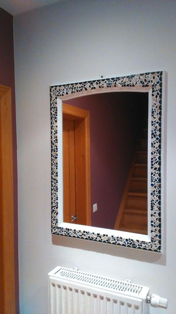 Mosaic Framed Mirror Mirror Projects Mosaic Mirror Frame