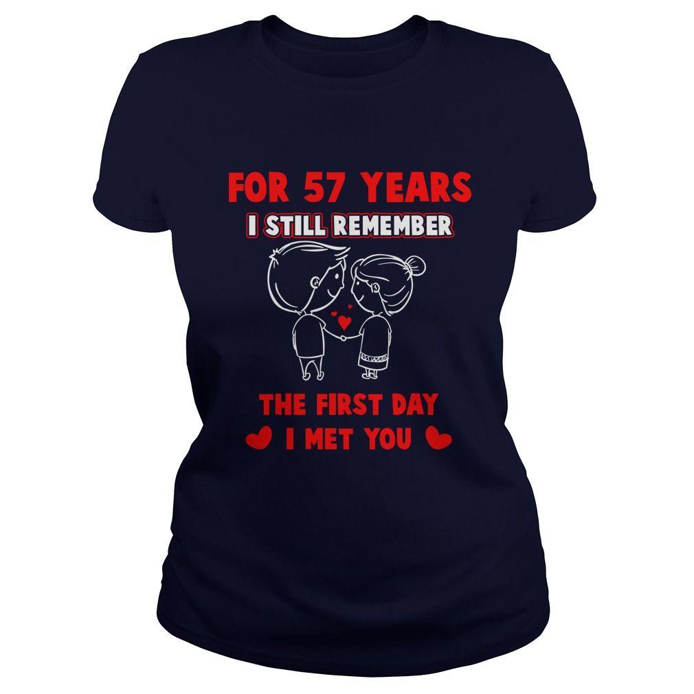 57th wedding anniversary gift ideas