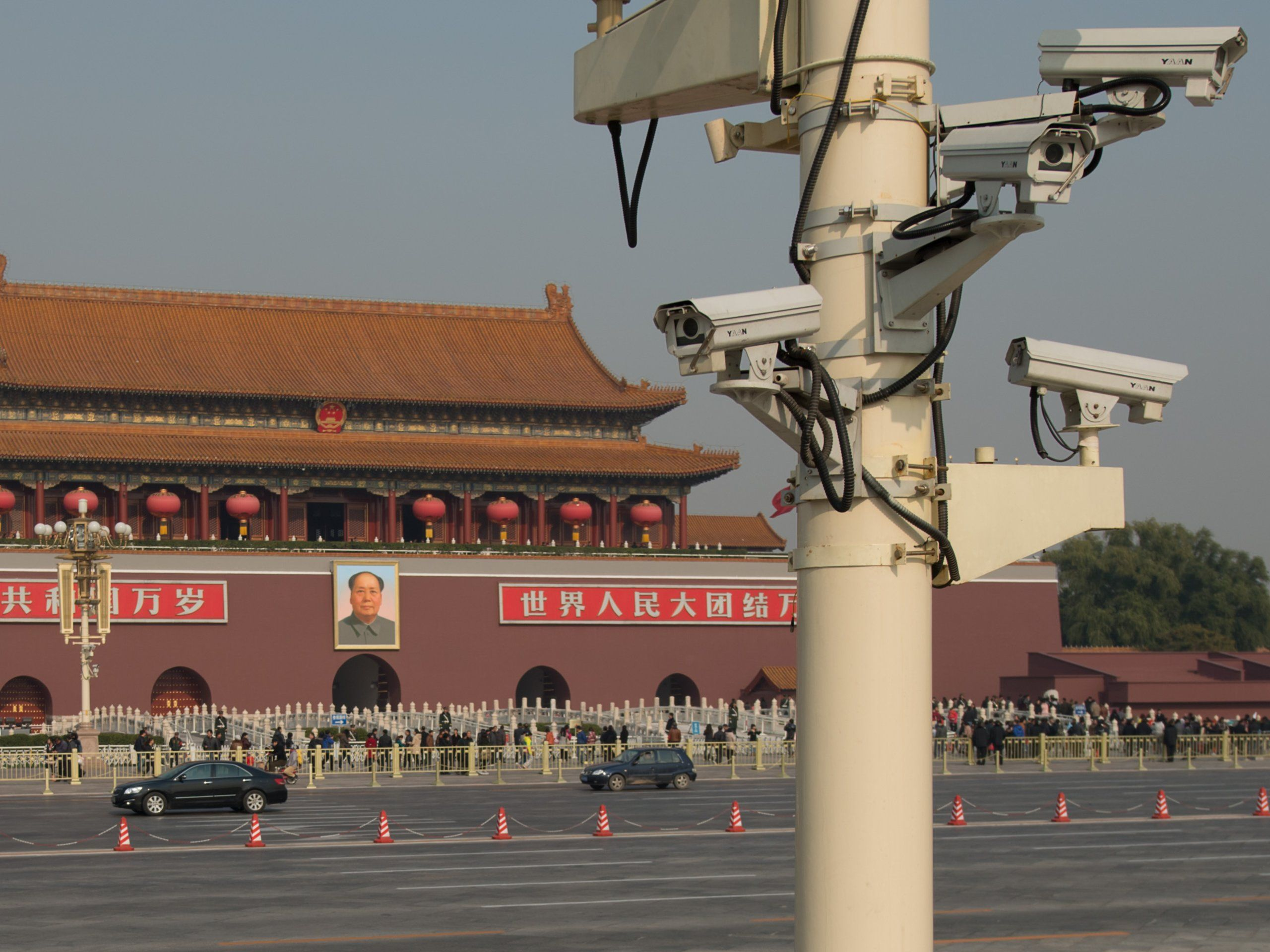 These Are The Things That Can Get You Punished Under China S Creepy Social Credit System From Fake News To Jaywalking Security Cameras For Home Cctv Camera Facial Recognition System