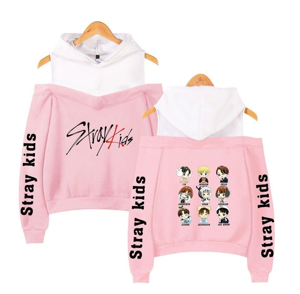 Children Long Sleeves Hoodies Pullover Hooded Sweatshirts Slim Fit Tracksuits