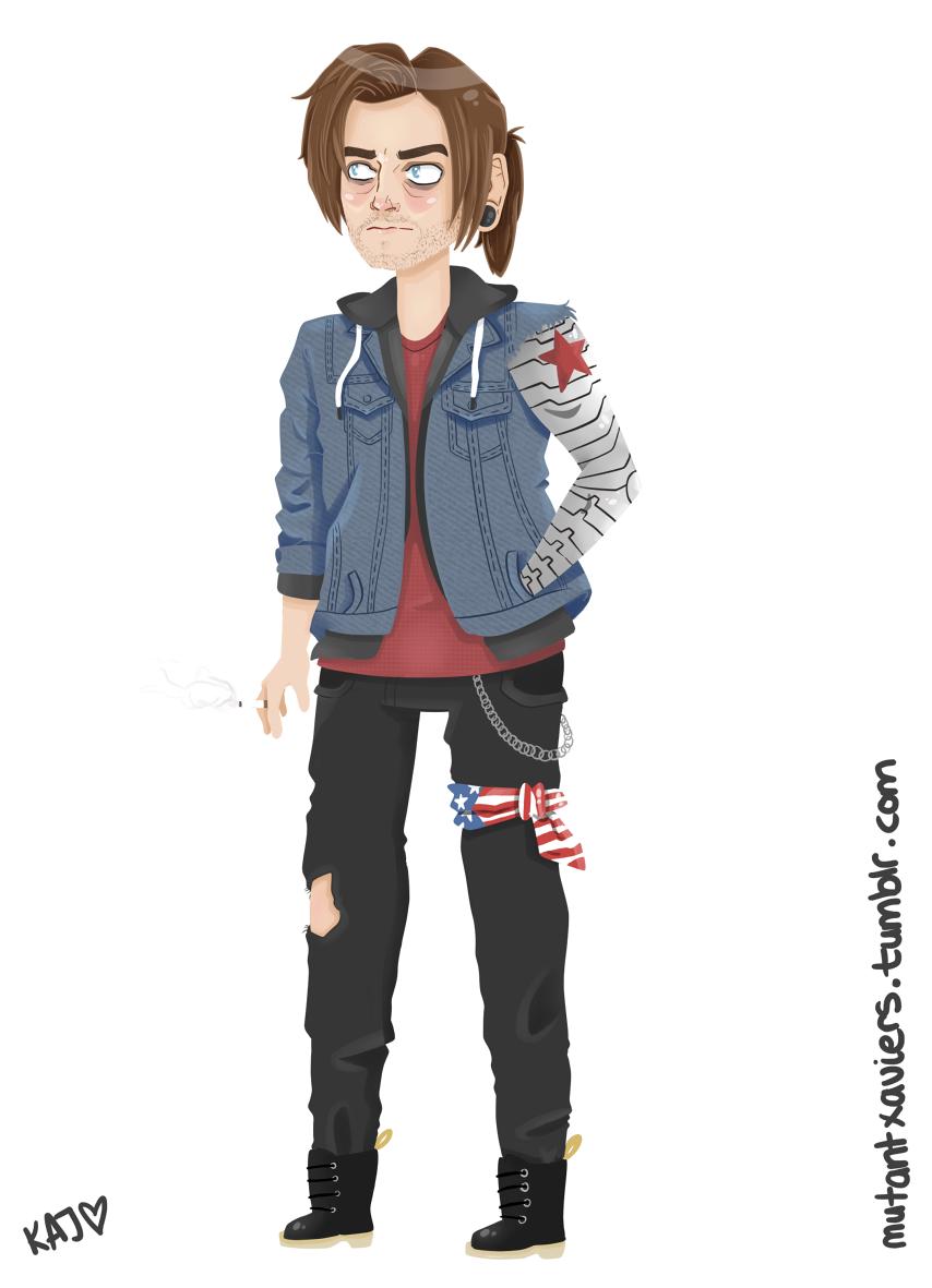 Modern Bucky