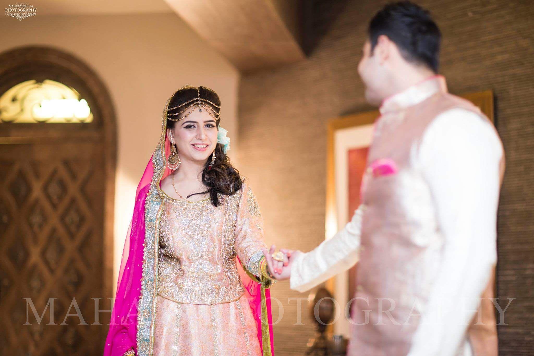 Mehndi Bride Entrance S : Maha s design and photography wedding couple of mehndi mayoo n
