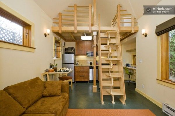Incroyable Tiny House In Berkeley Ca Vacation Rental 04 Tiny Houses. Very Small House  Interior Design. ...